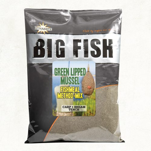 Dynamite Baits Method Mix Green Lipped Mussel 1.8Kg