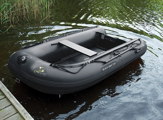 Carp Spirit Black Boat 270