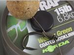 Korda N-Trap Semi Stiff Weedy Green