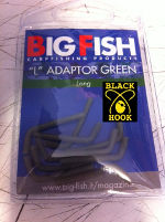Big Fish L Adaptor green long 10pz