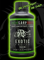 Over Carp Bait Aroma Exotic Fruits 100ml