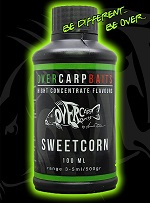 Over Carp Bait Sweetcorn 100ml