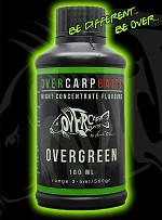 Over Carp Bait Overgreen 100ml