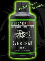 Over Carp Bait Aroma Overcrab 100ml