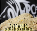 Over Carp OVERWHITE ENERGY BLEND BIRDFOOD 1kg