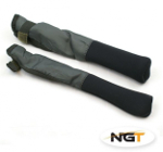 NGT Tip & Butt Protector 2pz