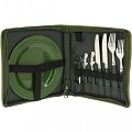 NGT Day Cutlery Plus Set Camo