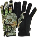NGT Camo Gloves