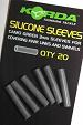 Korda Silicone Sleeves colore Weed Green 20pz