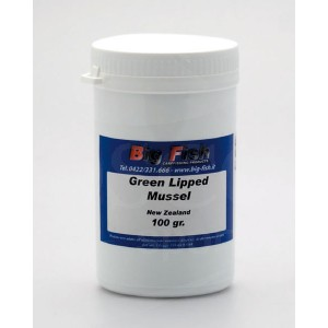Big Fish Green Lipped Mussel 100 gr